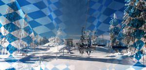 Ski-Gebiet Hochficht